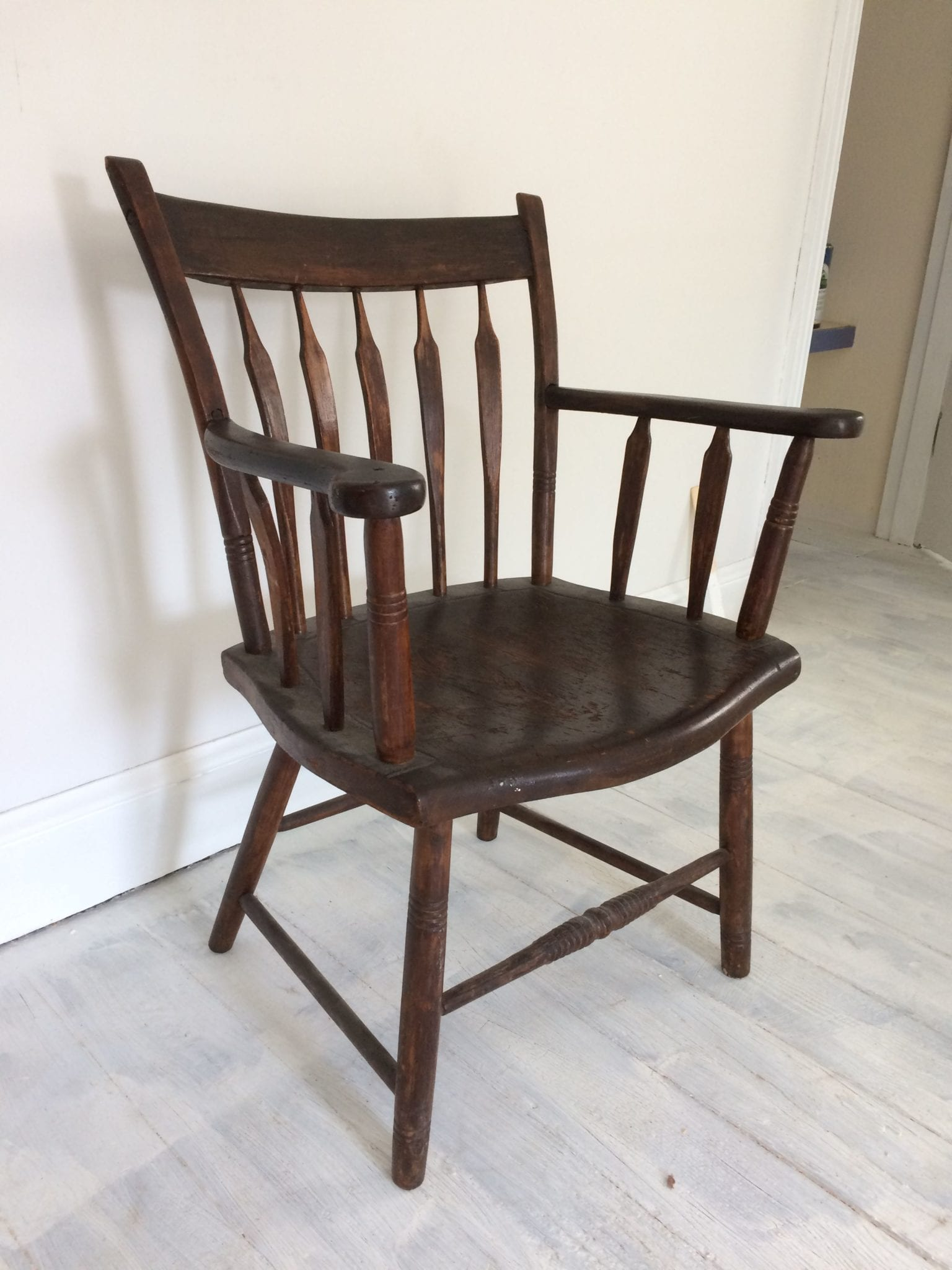 The Journey of the Vestry Chair