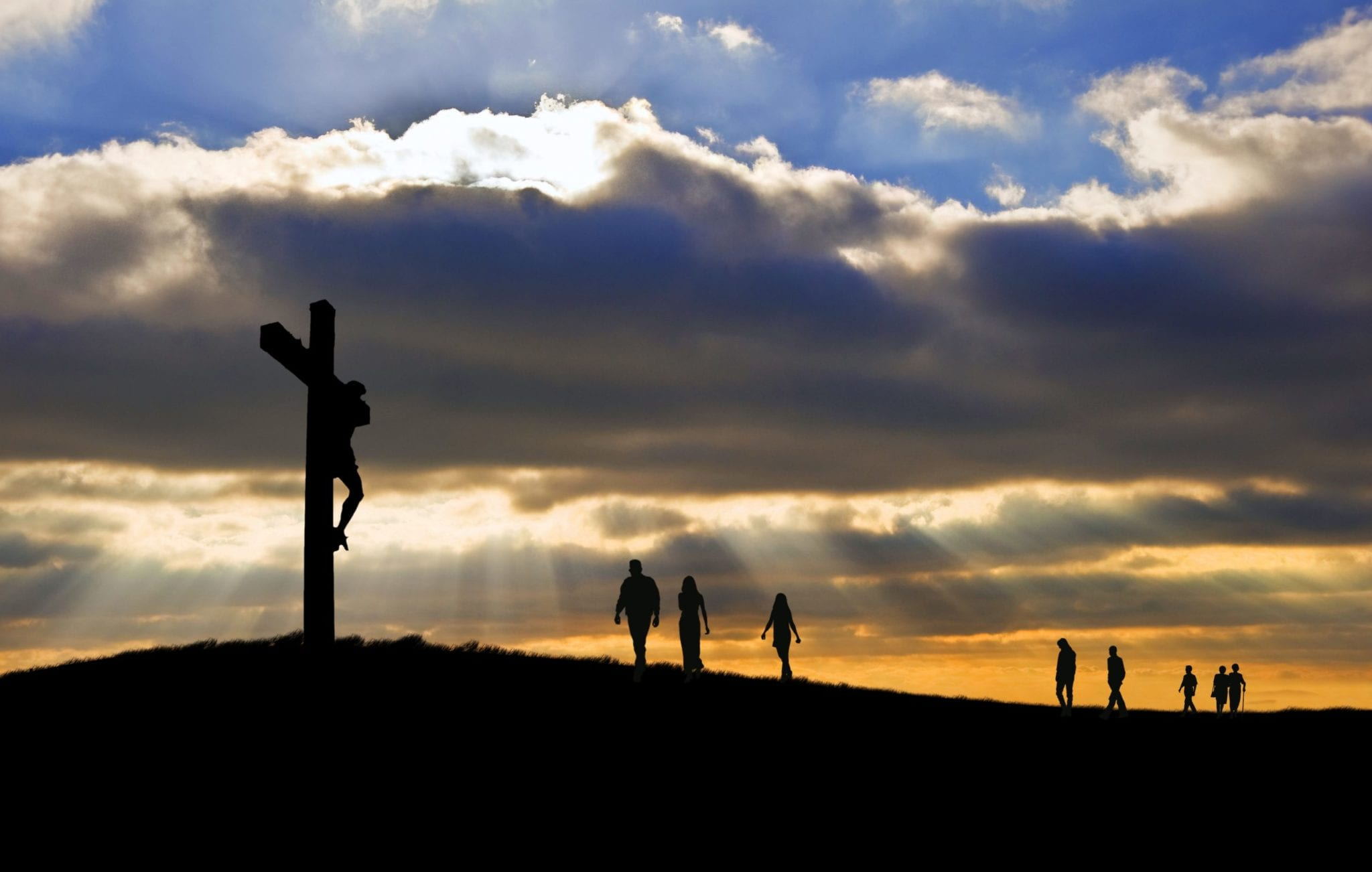 Grieving the Innocent Victim:  Entering the Emotional World of Good Friday